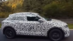 Le Volkswagen T-Roc R s'échauffe sur le Ring
