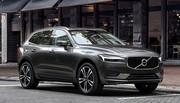 Le Volvo XC60 a droit à une série limitée Initiale Edition