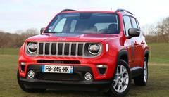 Essai Jeep Renegade 1.0 GSE T3 120 : que vaut la moins chère des Jeep Renegade ?