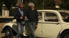 Interview de Louis Bertignac : « Je suis allé jusqu'au cercle polaire en 4L »