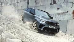 Land Rover dévoile son Range Rover Velar SVAutobiography
