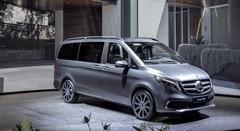 Mercedes Classe V : service VIP
