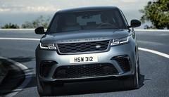 Land Rover présente le Velar des superlatifs