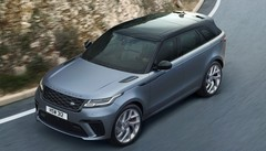 Un V8 de 550 ch pour le Range Rover Velar SVAutobiography