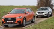 Essai Audi Q3 35 TFSI vs Volvo XC40 T3 : le package idéal ?