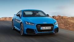 Audi TT RS : petit restylage
