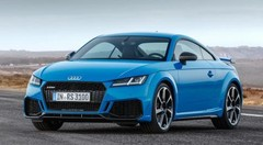 Restylage : Audi TT 3 RS