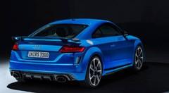 Audi met à jour sa TT RS : Toujours 400 chevaux