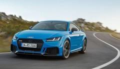 Audi TT RS : plus puissante