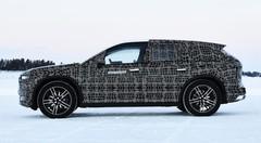 BMW iNext : les premières photos d'un prototype