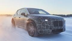 BMW iNext : au frais
