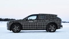 La BMW iNEXT entame ses essais dans le froid de Suède