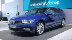 Présentation vidéo Volkswagen Passat restylée (2019) : blindée de technologie