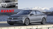 Volkswagen Passat 2019 : Priorité aux technologies