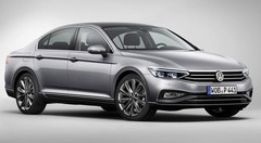 Volkswagen Passat : restylage techno