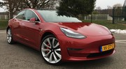 Essai Tesla Model 3 : demain commence aujourd'hui