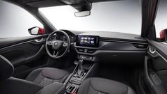 Škoda Kamiq : le cockpit