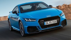 Audi TT RS (2019) : léger lifting pour le salon de Genève