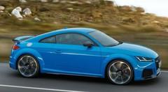 Audi TT RS 2019 : léger restylage pour le TT de 400 ch