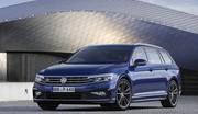Volkswagen Passat facelift : surtout numérique