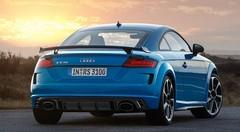 Audi TT RS Facelift (2019) : Un facelift en 5 cylindres majeur