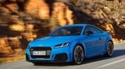 Audi TT RS : la mini R8 s'offre aussi un coup de jeune !