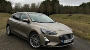 Essai Ford Focus EcoBlue 120 : la nouvelle star