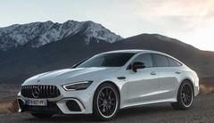 Essai Mercedes-AMG GT Coupé 4 portes 63 AMG S : difficile à suivre