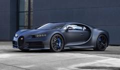 """Bugatti dévoile la série spéciale Chiron Sport """"110 ans Bugatti"""""""