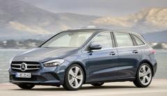 Nouveau Mercedes Classe B (2019) : prix à partir de 32 500 €