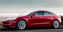 Tesla serre les prix du Model 3