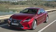 Essai Lexus RC : dans les traces de la LC