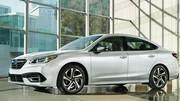 Subaru Legacy 2019 : En attendant l'Outback 2020