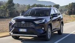 Essai Toyota RAV4 : l'hybride planche de salut du SUV