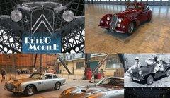 Retromobile 2019: visite guidée