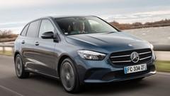 Essai Mercedes  Classe B : Cette Mercedes qui songe à l'après-SUV
