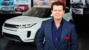 Interview Gerry McGovern : directeur du design de Land Rover