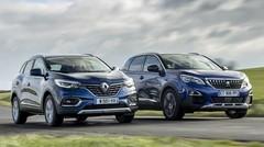 Comparatif Peugeot 3008 vs Renault Kadjar : le match !
