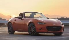 Mazda célèbre les 30 ans de sa MX-5… en orange !