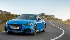 Audi TT RS 2019 : évolutions mineures