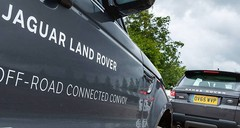 Baisse de régime pour Jaguar et Land Rover