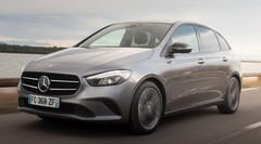 Essai Mercedes Classe B : nos impressions au volant