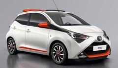 Toyota Aygo : nouvelles versions x-style et x-cite