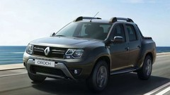 Dacia : le Duster pick-up en chemin en Europe ?