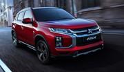 Mitsubishi ASX : gros restylage