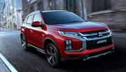 Mitsubishi ASX 2019 : nouvelle mise à jour pour le salon de Genève