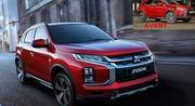 Mitsubishi ASX 2020 : Un quatrième restylage pour le SUV compact