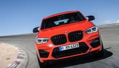 BMW X3 M et X4 M (2019) : les SUV lâchent les chevaux