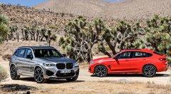 BMW dévoile ses X3 et X4 M