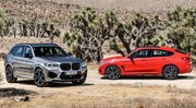 BMW X3 & X4 M : directement en version « Competition »
